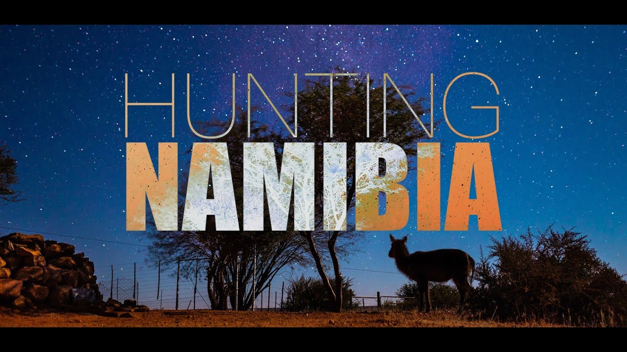 Hunting in NAMIBIA | Bow & Rifle at Noasanabis Game Lodge