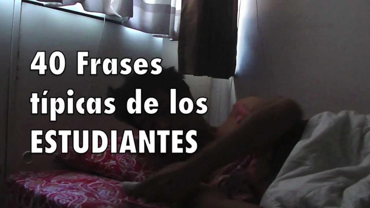 Frases Para Superar Decepção: 40 Frases Típicas De Los Estudiantes (México)