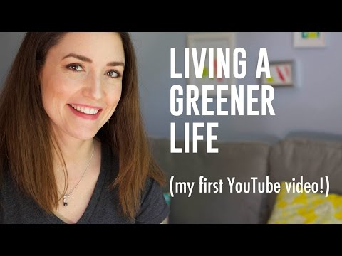 Living A Greener Life
