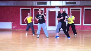 How To Dance BALADA BOA - Gustavo Lima - by Schweppy