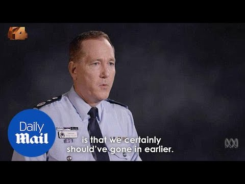 NSW Police Commissioner admits slow response to Sydney Siege