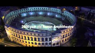 Dimensions Festival Opening Concert at Roman Amphitheatre: Pula Arena