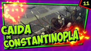 🌍👤 La caida de CONSTANTINOPLA - Resumen en 10 minutos