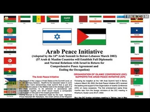 Arab League's Peace Initiative Puts Israel in an Embarrassing Position