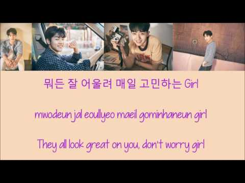 CNBLUE - You're So Fine [Hang, Rom & Eng Lyrics]