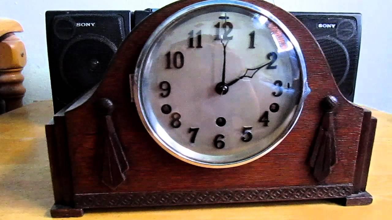 Urgos whittington chime mantle clock youtube amipublicfo Choice Image