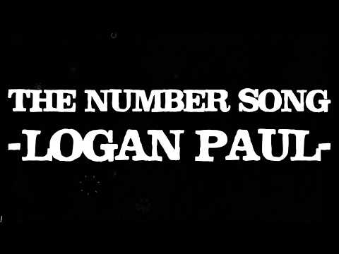 Logan Paul - THE NUMBER SONG (Karaoke Version) [ReProd. Pipe