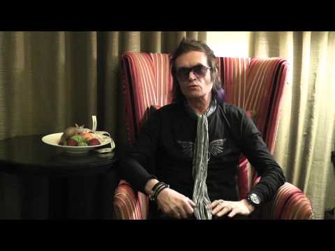 CALIFORNIA BREED exclusive video interview with GLENN HUGHES