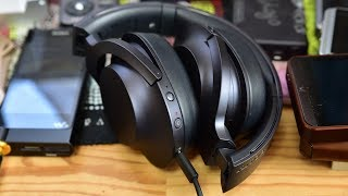 sony h ear on mdr 100abn
