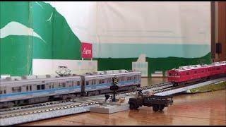 鉄道コレクションNo_106 名古屋市交通局3050形(3159編成)&名鉄100系・6000系(2次車)
