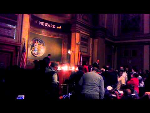 Newark City Council Uproar!