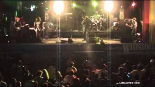 Calton Coffie & Inity Band - Sweat (a la la la la long) (Sunsplash Reggae Fest 2011, Lima-Perú)