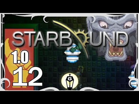 Big Ape Is Watching | Starbound 1.0 Ep 12