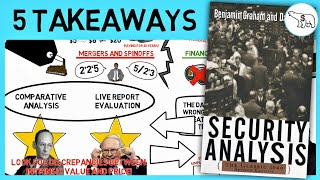 SECURITY ANALYSIS | PART 3 - THE STOCK MARKET (BY BENJAMIN GRAHAM)