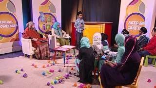 Kids Time: Programme 33:  (English & Urdu)
