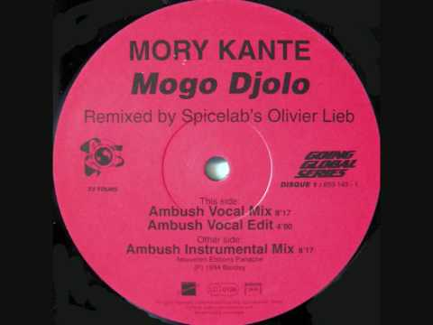 Mory Kante* - Mogo Djolo (Ambush Vocal Mix)