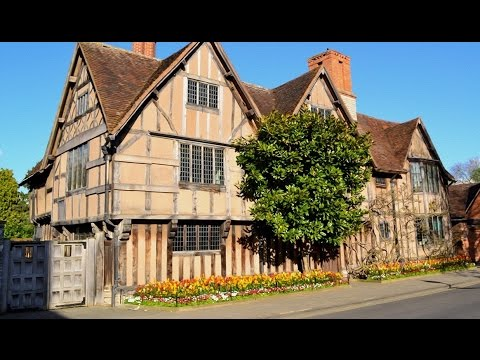 Top Tourist Attractions in Stratford-upon-Avon: Travel Guide United Kingdom
