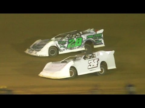 Steel Block Late Model Feature | Tyler County Speedway | 7-7-16