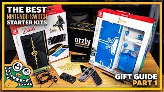 Nintendo Switch Gift Guide 2019 - Starter Kits - Part 1 - List and Overview