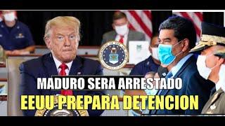 EEUU va a arrestar a Maduro junto a 60 países