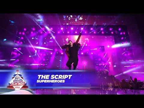 The Script - 'Superheroes