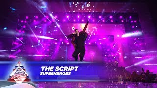 Download The Script - 'Superheroes' - (Live At Capital's Jingle Bell Ball 2017)