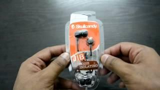 Skullcandy JIB S2DUDZ-003 In-Ear Headphone Unboxing & Review (Hindi)