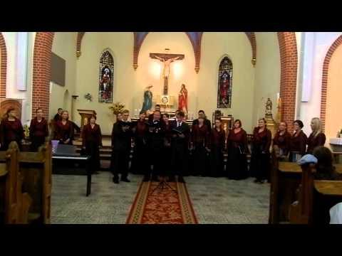 Ave verum- chorał gregoriański - Chorus Osensis