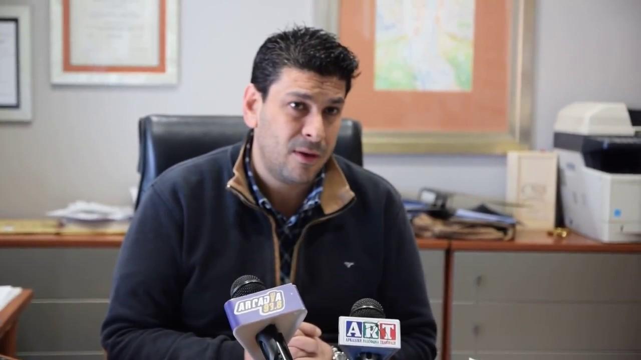Συνέντευξη τύπου Νίκου Τσιαμουλου  08/02/2018