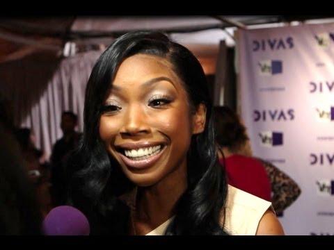 Brandy Wants to Replace L.A. Reid 'X Factor'- VH1 Divas 2012 Interview