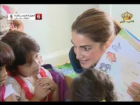 English News at ten in Jordan Television - 09-10-2012