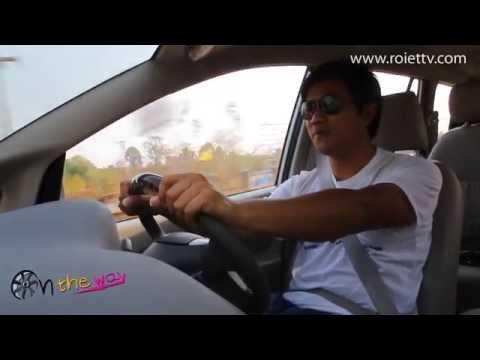 TOYOTA INNOVA TEST DRIVE 2014 - ร้อยเอ็ด ทีวี