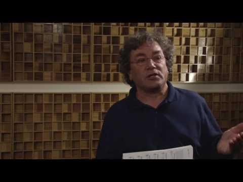 David Tanenbaum Talks Music and Politics with David Lang