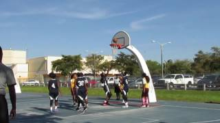 Kiara Cruz Highlights!!! Miami Lakes Middle Vs. Norland Middle