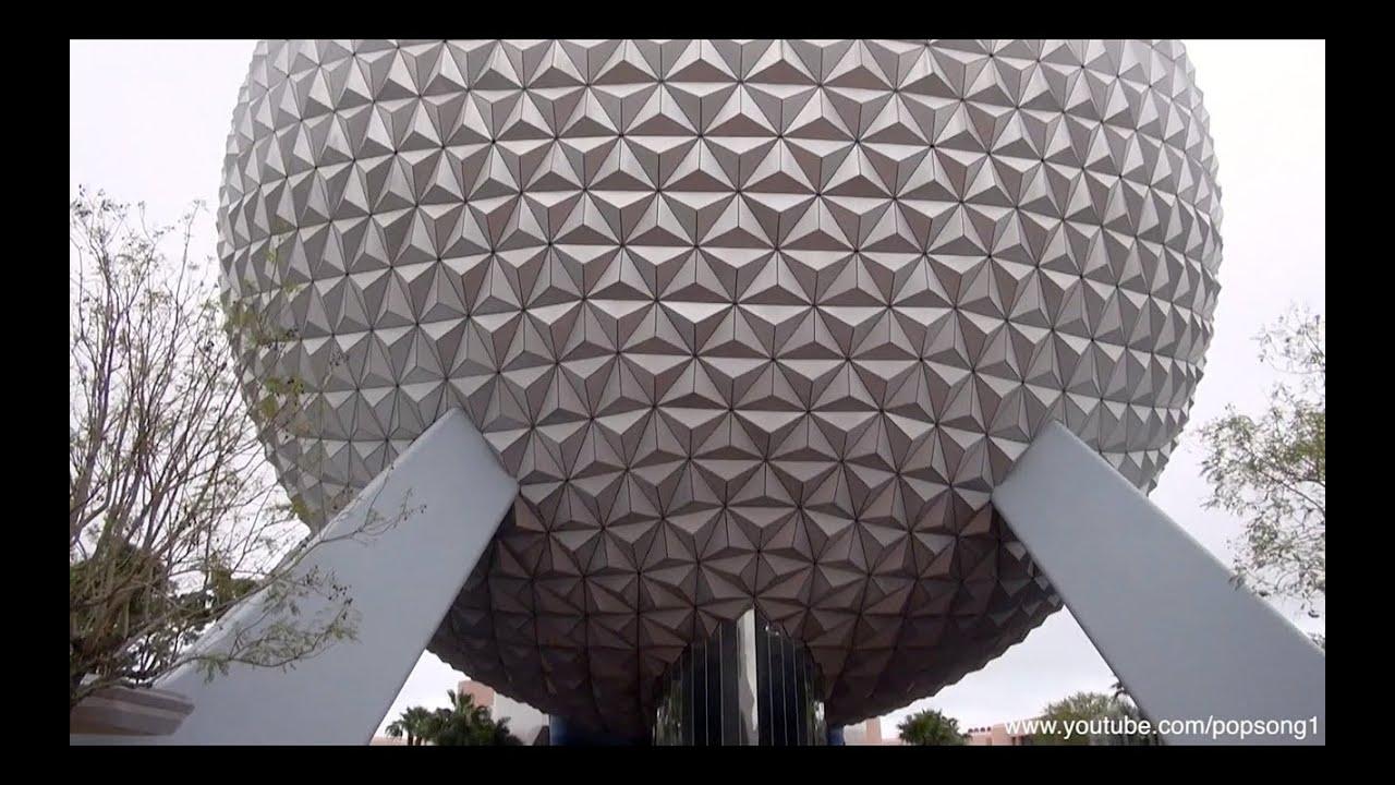 Spaceship Earth FULL RIDE POV Epcot - Walt Disney World HD ...