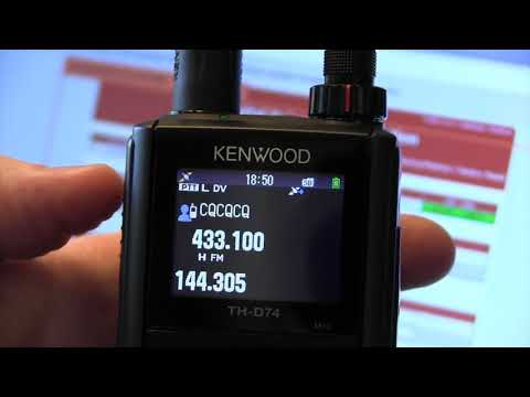 ZumSpot Setup with Pi Star for the Kenwood TH-D74