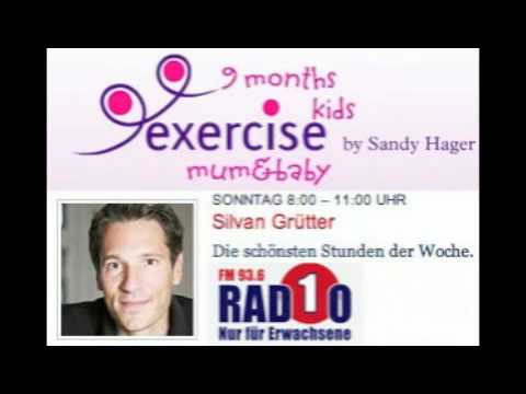 Radio 1 Interview mit Sandra Hager