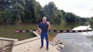 Contaminação no rio Itapocuzinho prejudica abastecimento de água