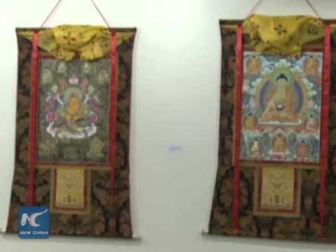 Amazing art! Thangka offers Europeans a glimpse of Tibet