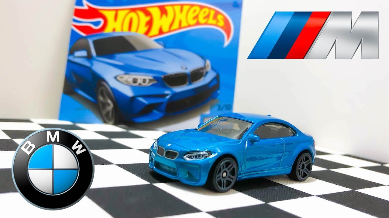 New Bmw M2 Hot Wheels Unboxing And Review Youtube