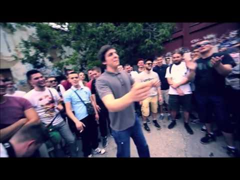 SPIT vs AROT/TIFIN/VEB/RANDOM - Rap Skillz