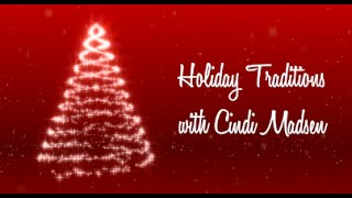 Holiday Traditions with Cindi Madsen