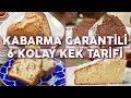 Kabarma Garantili Yumuşacık 6 Kolay Kek Tarifi - Kek Tarifleri | Yemek.com