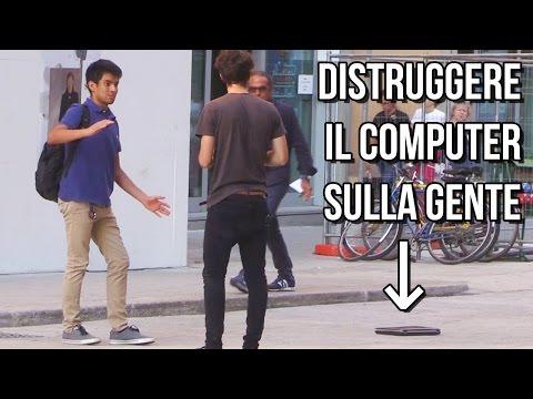 Distruggere il Computer sulla Gente - Relative