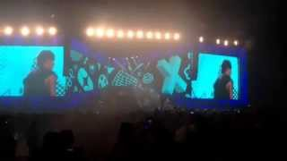 One Direction uptown funk sydney 07.02.15