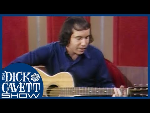Paul Simon On His Writing Process For 'Bridge Over Troubled Water' | The Dick Cavett Show