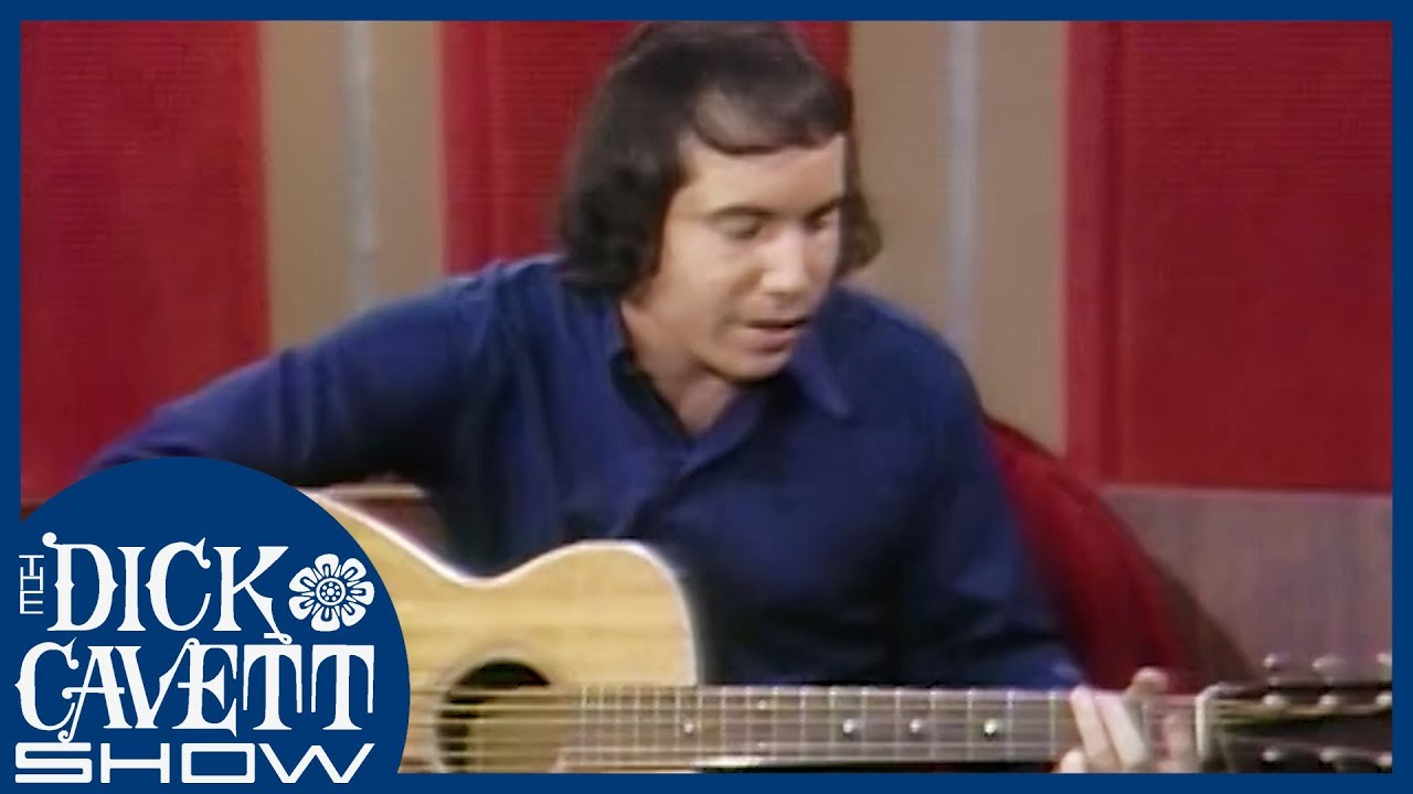 "Paul Simon Tells the Story of How He Wrote ""Bridge Over Troubled Water"" (1970)"
