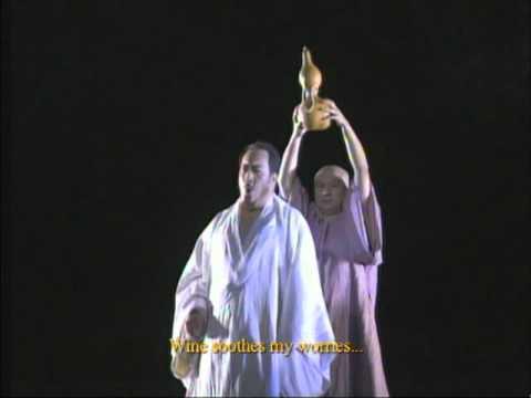 """Poet Li Bai"" 《诗人李白》 a Guo Wenjing's opera"
