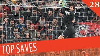 TOP SAVES - Giornata 28 - Serie A TIM 2017/18 streaming