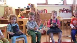 Nikolauszeit - Lieder, Sprüche, Spiele und Feier -Nikolaus in der Kinderkrippe Bad Waltersdorf thumbnail